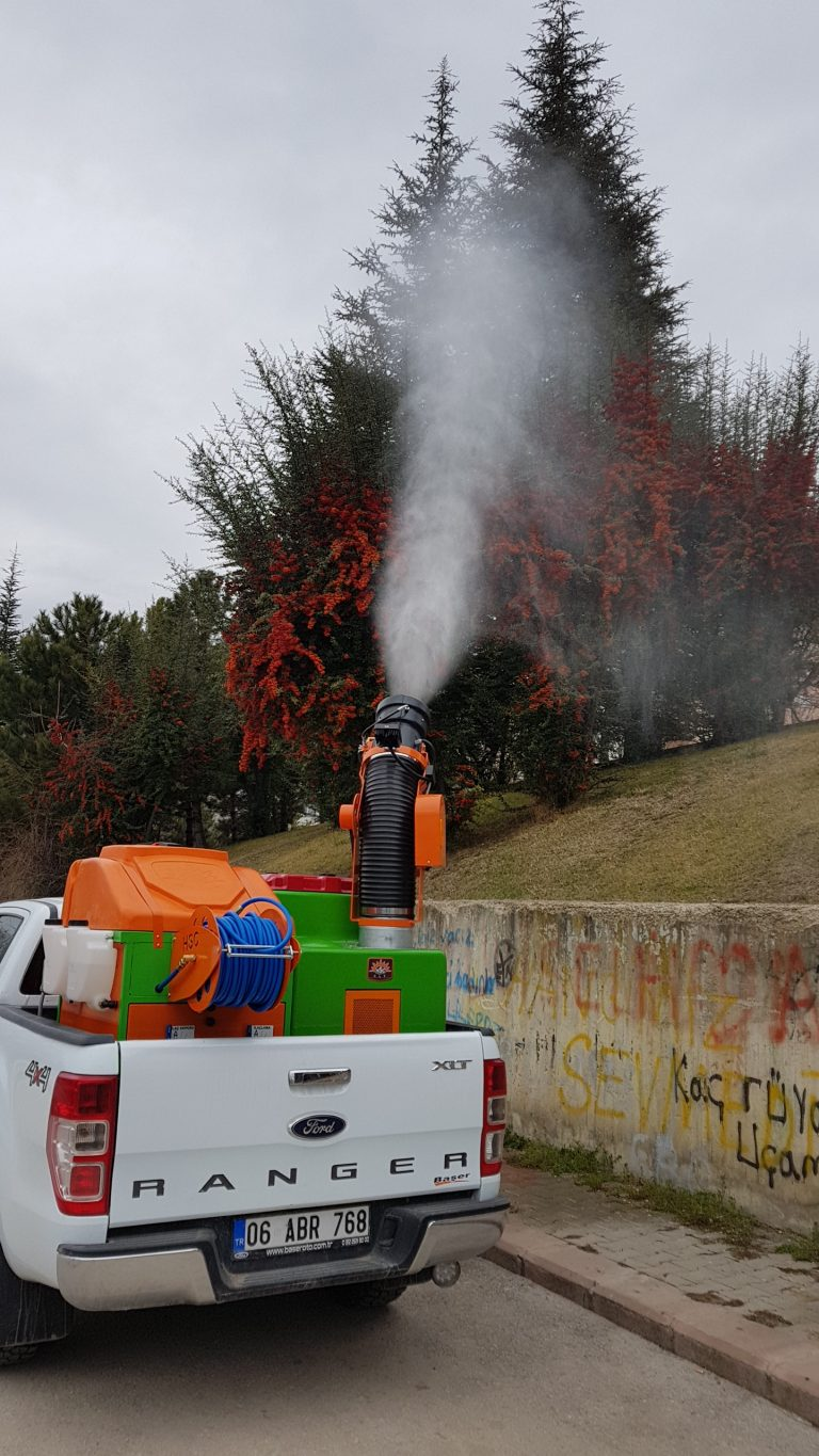 mist blower machine