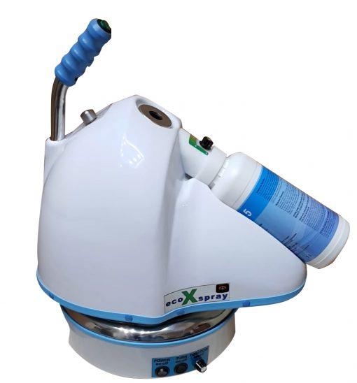 Biospray disinfection machine