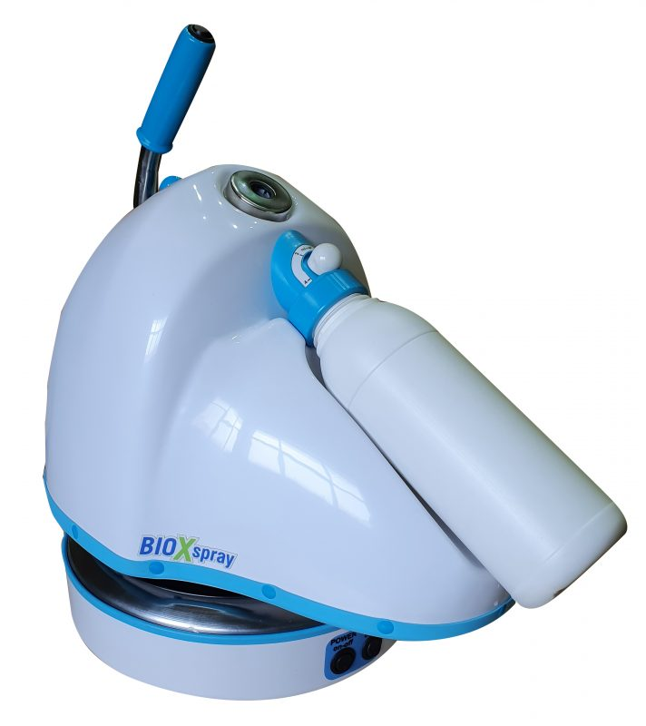 Biospray disinfection machine